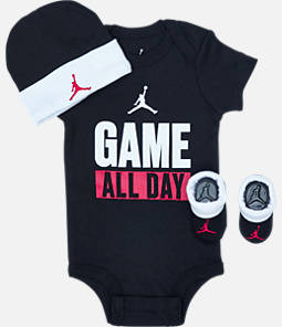 Infant Jordan I Got Game (6-12 months) 3-Piece Box Set
