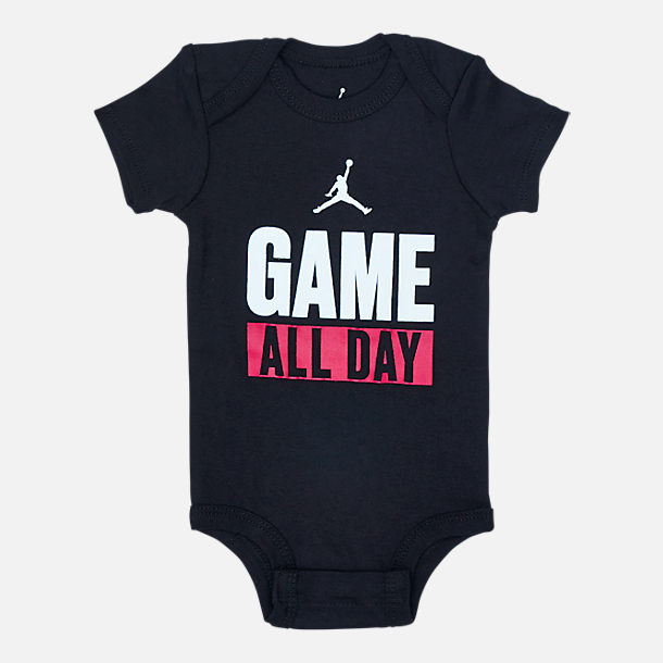 Alternate view of Infant Jordan I Got Game (6-12 months) 3-Piece Box Set