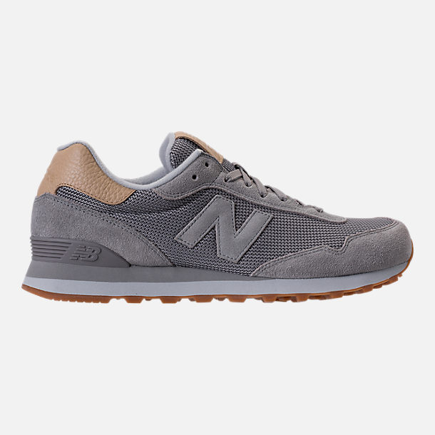 Right view of Men's New Balance 515 Casual Shoes in Marblehead/Bone