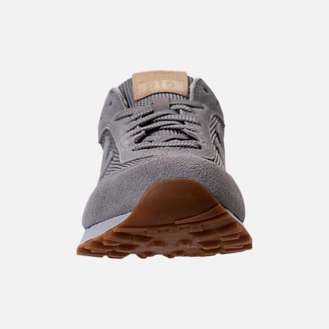 Front view of Men's New Balance 515 Casual Shoes in Marblehead/Bone