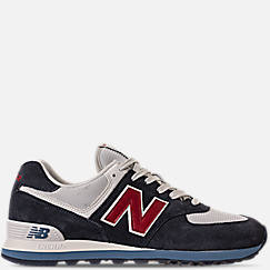 men's new balance 574 acrylic casual shoes