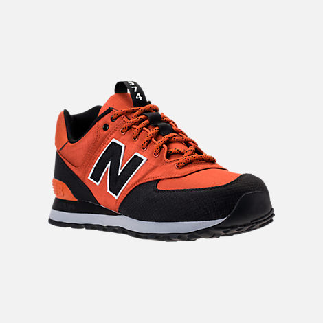 Three Quarter view of Men's New Balance 574 Outdoor Escape Casual Shoes