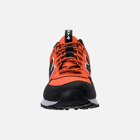 Front view of Men's New Balance 574 Outdoor Escape Casual Shoes