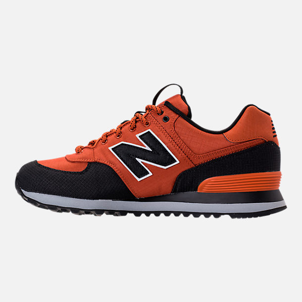 Left view of Men's New Balance 574 Outdoor Escape Casual Shoes