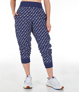 Women's Champion Reverse Weave Allover Print Jogger Pants
