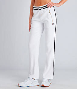 Women's Champion Life Terry Warm-Up Slim Flare Pants