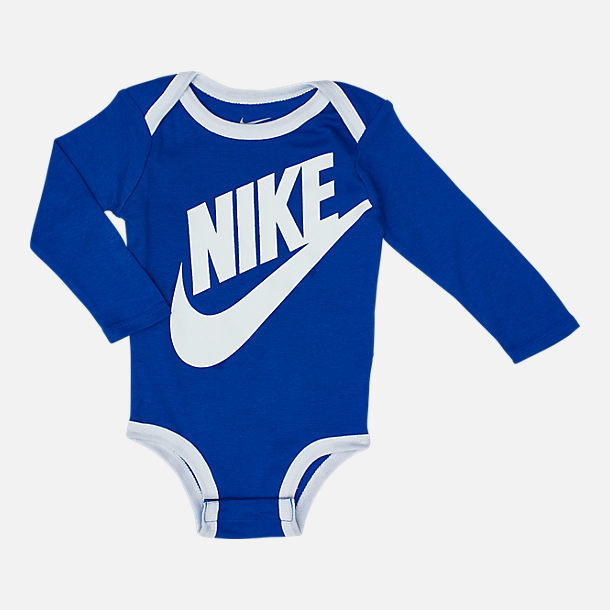 d1566f372 Boys' Infant Nike Long Sleeve Futura 3-Piece Box Set (Size 6-12 Months)