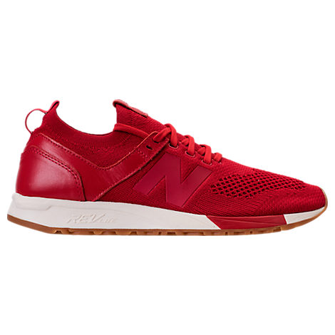 New Balance  MEN'S 247 DECON CASUAL SHOES, RED