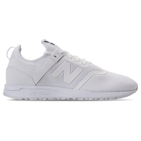 New Balance Men S 247 Casual Sneakers From Finish Line In White ... c0b7f203b875