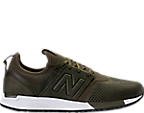 Men's New Balance 247 Leather Casual Shoes