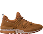 Men's New Balance 574 Sport Suede Casual Shoes