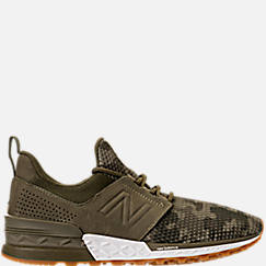 Men's New Balance 574 Sport Camo Casual Shoes