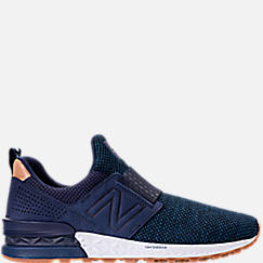 Men's New Balance 574 Sport Slip Casual Shoes