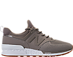 Men's New Balance 574 Sport Knit Casual Shoes