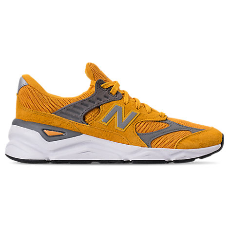 NEW BALANCE Men'S X90 V2 Running Sneakers From Finish Line in Yellow