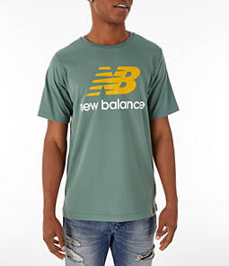 Men's New Balance Essentials Stacked Logo T-Shirt