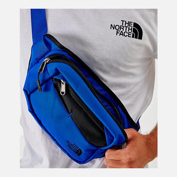 Alternate view of The North Face Bozer II Waist Pack in Royal Blue