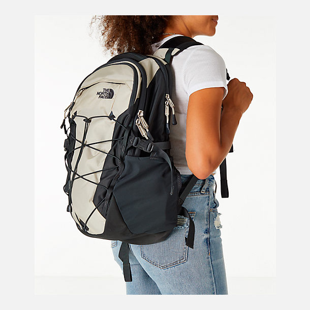 Alternate view of The North Face Borealis Backpack in Beige/Grey