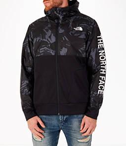 Men's The North Face Train N Logo Full-Zip Hoodie