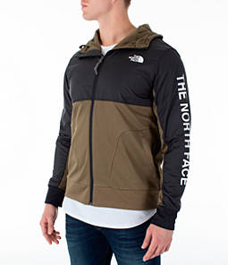 Men's The North Face Train N Logo Full-Zip Hoodie