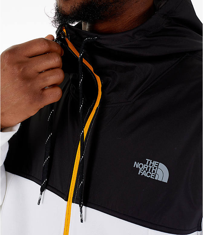 Detail 2 view of Men's The North Face Train N Logo Overlay Jacket