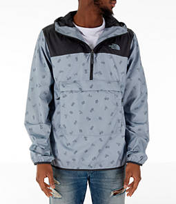 Men's The North Face Novelty Fanorak Half-Zip Jacket