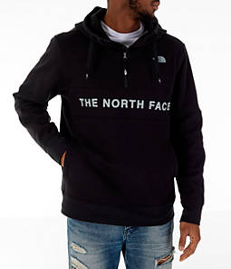 Men's The North Face Train N Logo Half-Zip Hoodie