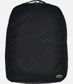 Lacoste Croc Outline Backpack