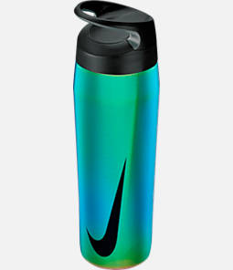 Nike Stainless Steel HyperCharge Twist Elite Water Bottle- 24oz