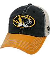 Top of the World Missouri Tigers College Heritage Offroad Trucker Adjustable Hat