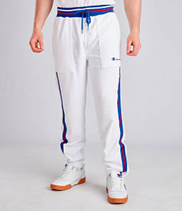 Men's Champion Terry Warm Up Pants