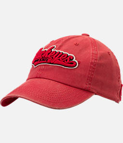 Top of the World Ohio State Buckeyes College Heritage Park Adjustable Back Hat