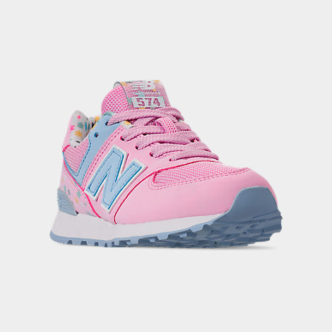 New Balance Little Girls' 574 v2 Casual Sneakers from Finish