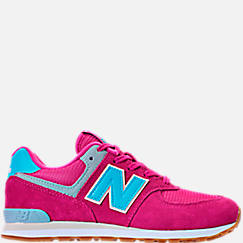 Girls' Little Kids' New Balance 574 Casual Shoes