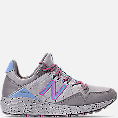 Girls' Little Kids' New Balance Fresh Foam Crag V1 Trail Running Shoes