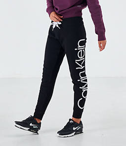Women's Calvin Klein Logo Jogger Pants