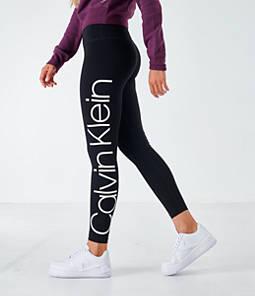 Women's Calvin Klein Logo Leggings