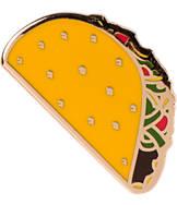 Pin God The Taco Pin