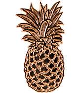 Pin God Pineapple Enamel Pin