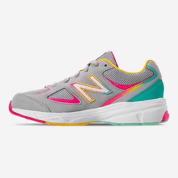 222e6b9f Girls' Little Kids' New Balance 888 V2 Running Shoes| Finish Line