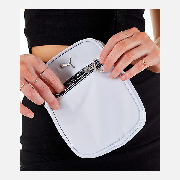 Alternate view of Puma Mini Series Crossbody Bag in White