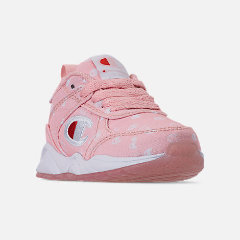 180ea016ed008f Three Quarter view of Girls  Toddler Champion 93Eighteen Queen C Casual  Shoes in Pink