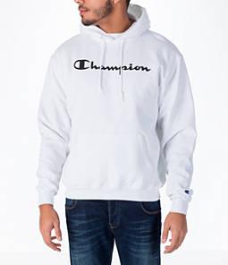 Men's Champion Script Hoodie