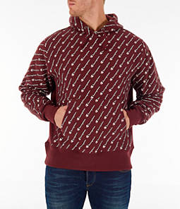 Men's Champion Reverse Weave Allover Hoodie