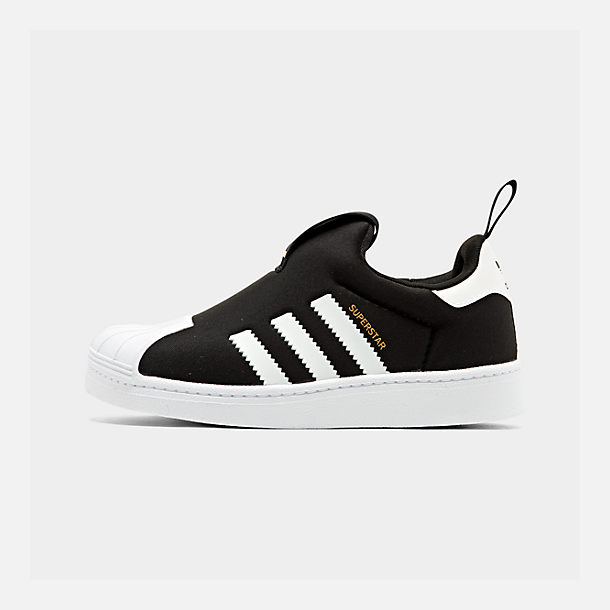 sneakers for cheap 0973e bdadf Boys' Little Kids' adidas Originals Superstar 360 Slip-On Casual Shoes
