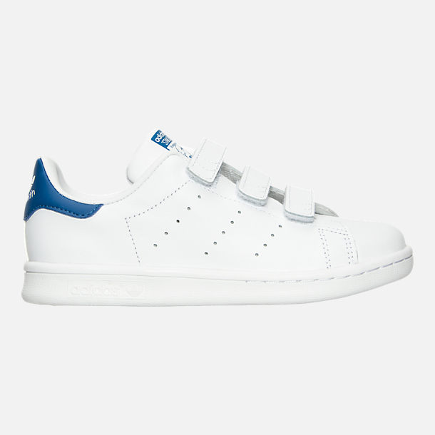 ced8d11989e Right view of Boys  Little Kids  adidas Originals Stan Smith Casual Shoes