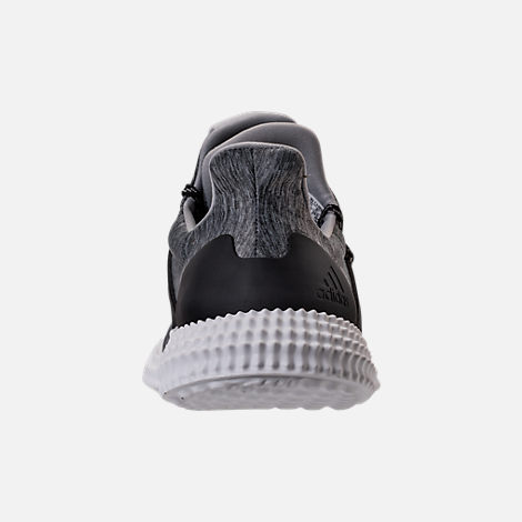 Back view of Men's adidas 24/7 Training Shoes in Dark Grey Heather/Crystal White