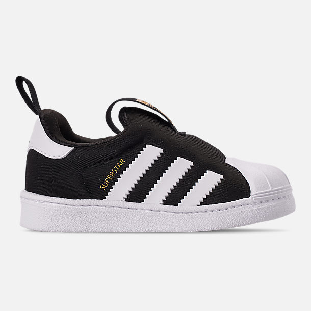 the latest a3dd2 e70b0 Kids' Toddler adidas Superstar 360 Slip-On Casual Shoes