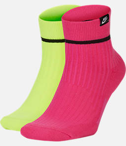 Unisex Nike SNKR 2-Pack Ankle Socks