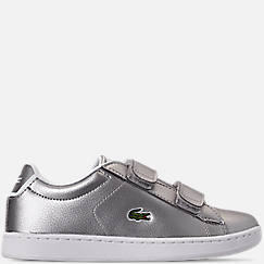 Girls' Little Kids' Lacoste Carnaby EVO Strap 319 Casual Shoes